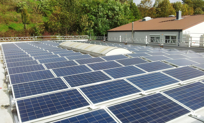 Photovoltaik-Projekt in Illingen (2014)