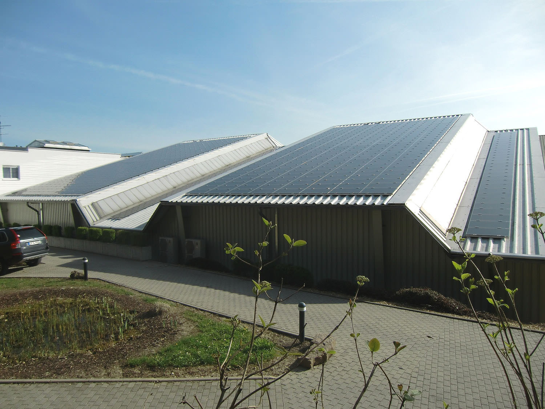 Photovoltaikanlage in Stuttgart