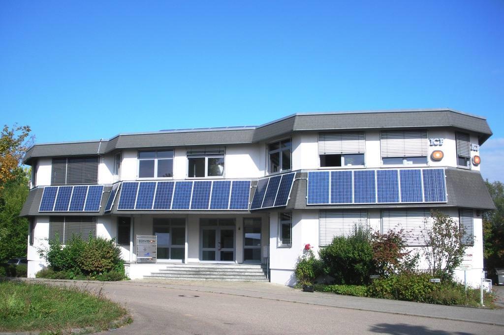 Solaranlage in Ludwigsburg (2011)