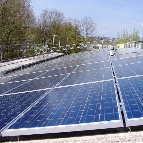 Photovoltaikanlage in Pfullingen (2011)