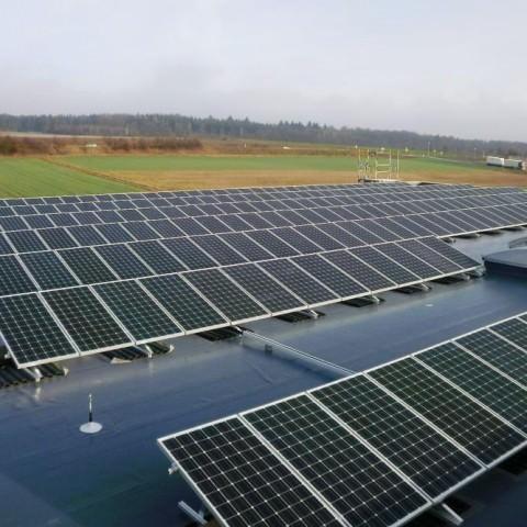 Photovoltaikanlage in Renningen (2011)