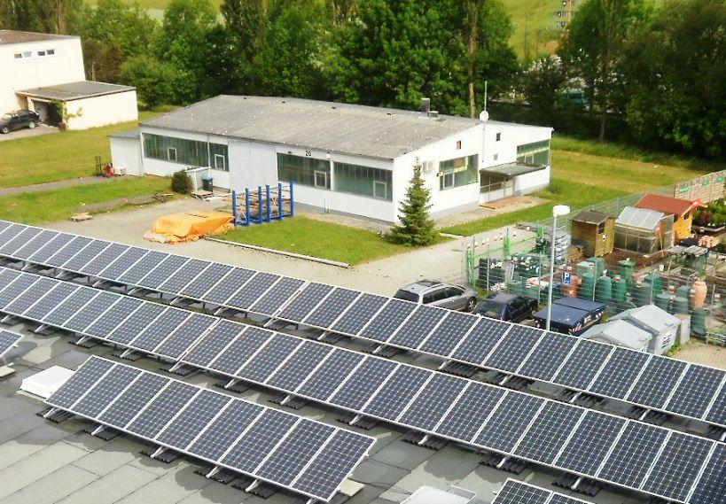 Photovoltaikanlage in Aidlingen (2012)
